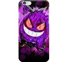 Gengar iPhone Case/Skin