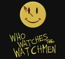 Who Watches the Watchmen and smile   by Bullis93
