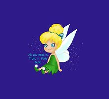 All you need is Trust and Pixie dust by Knopkart