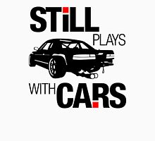 Still plays with cars (1) Unisex T-Shirt
