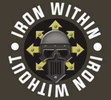 Iron Warriors - War Cry (Warhammer) by Groatsworth