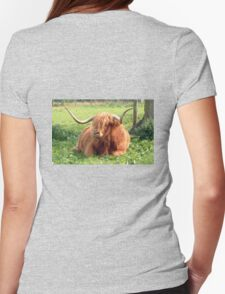 Heilan Coo Womens Fitted T-Shirt