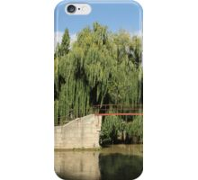 """""""Willow weep for me"""" iPhone Case/Skin"""