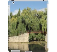 """Willow weep for me"" iPad Case/Skin"