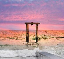 Temple Of The Sea by Kathy Baccari