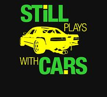 Still plays with cars (5) Unisex T-Shirt
