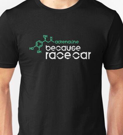 Adrenaline (3) Unisex T-Shirt