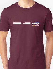 eVOLution (4) Unisex T-Shirt