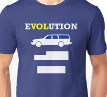 eVOLution (2) Unisex T-Shirt