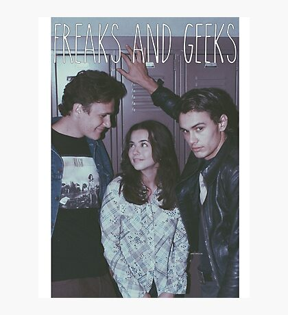 freaks and geeks 2 Photographic Print