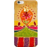A Diya Rangoli iPhone Case/Skin