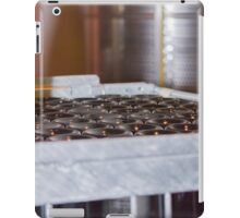 wine bottles in the cellar iPad Case/Skin