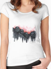Immortal Mountain Women's Fitted Scoop T-Shirt