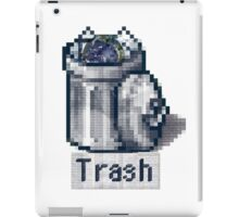 TRASH iPad Case/Skin