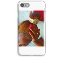 Hair Watch iPhone Case/Skin