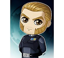 Little Imperial Agent Photographic Print