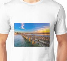 Yarmouth Pier and Harbour Unisex T-Shirt