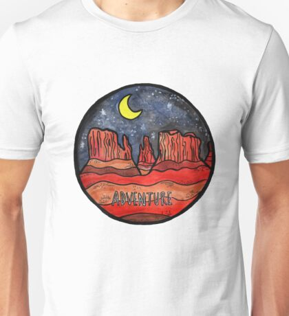 Desert Adventure  Unisex T-Shirt