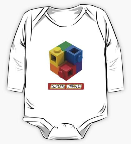 Master Builder Tee for Expert Builders One Piece - Long Sleeve