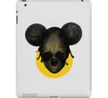 Weird Mickey Mouse iPad Case/Skin
