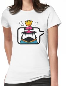 CLASH ROYALE Womens Fitted T-Shirt
