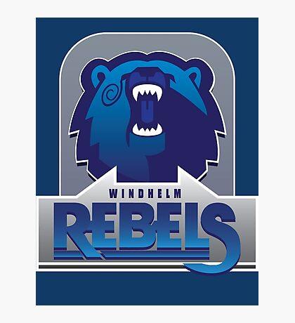 Windhelm Rebels Photographic Print