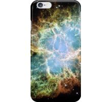 Hubble Picture of the Crab Nebula iPhone Case/Skin