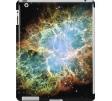 Hubble Picture of the Crab Nebula iPad Case/Skin
