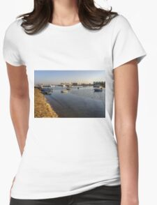 Red Sea Resort Womens Fitted T-Shirt