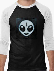 Skrillex Recess Album Cover Men's Baseball ¾ T-Shirt