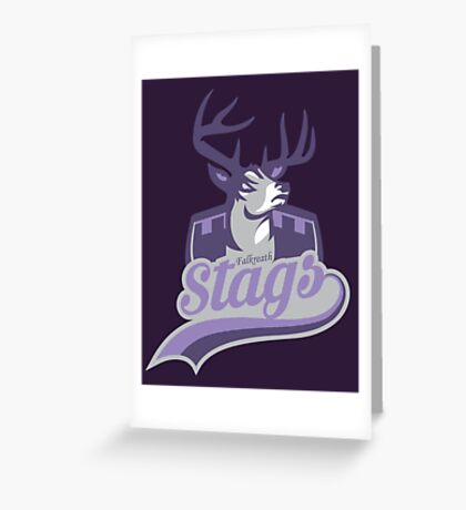 Falkreath Stags Greeting Card