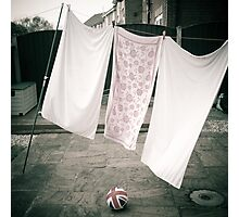 Laundry Day #1 Photographic Print