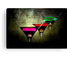 Cocktail Hour Canvas Print