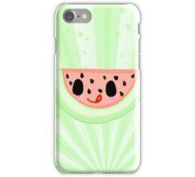 Kawaii Watermelon iPhone Case/Skin