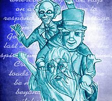 The Hitchhiking Ghosts! by LovelessDGrim