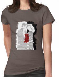 Yin Needs Yang Womens Fitted T-Shirt