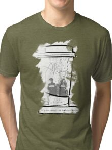 It's Not About The Books Anymore Tri-blend T-Shirt