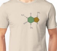 Caffeine Compound Unisex T-Shirt