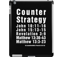 Counter Strategy iPad Case/Skin