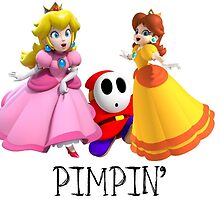 Pimpin' by Harry Townend