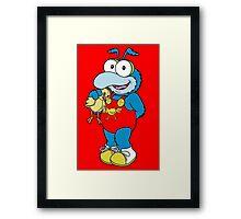 Gonzo Muppet Babies Framed Print