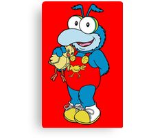 Gonzo Muppet Babies Canvas Print