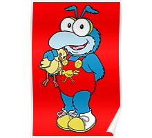 Gonzo Muppet Babies Poster