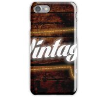 Retro Ornament Elements in Antique Style iPhone Case/Skin