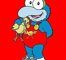 Gonzo Muppet Babies by webninja