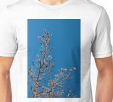 Mother Nature's Christmas Decorations - Ice Jewelry Unisex T-Shirt
