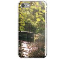 Calm forest II iPhone Case/Skin