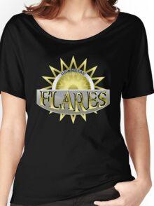 Dawnstar Flares Women's Relaxed Fit T-Shirt