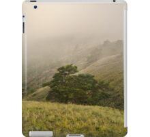 Mohelno hills iPad Case/Skin