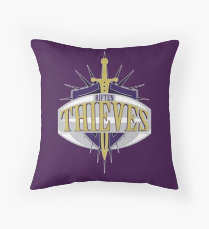 Riften Theives Throw Pillow